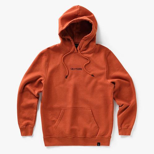 Essential - Hoodie - Rusty Orange