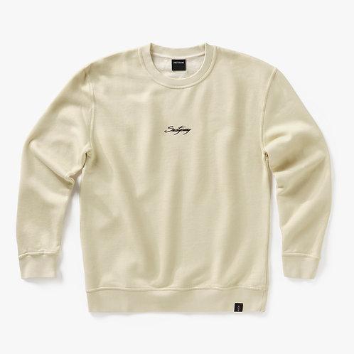 Signature - Sweater - Mellow Ecru