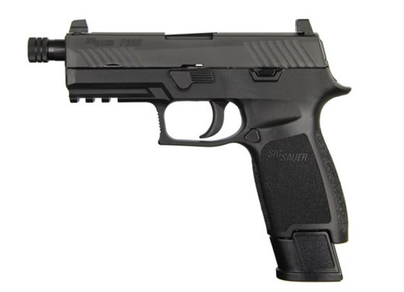 Sig Sauer P320 Carry Tacops 9mm