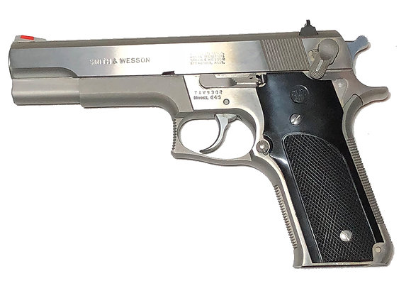 Smith and Wesson Model 645