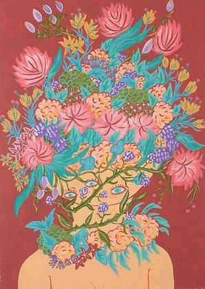 Adriana de la Rosa  // Flores para mi madre