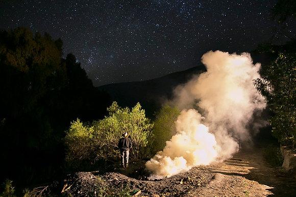 Michael Toolan // Amando y su horno