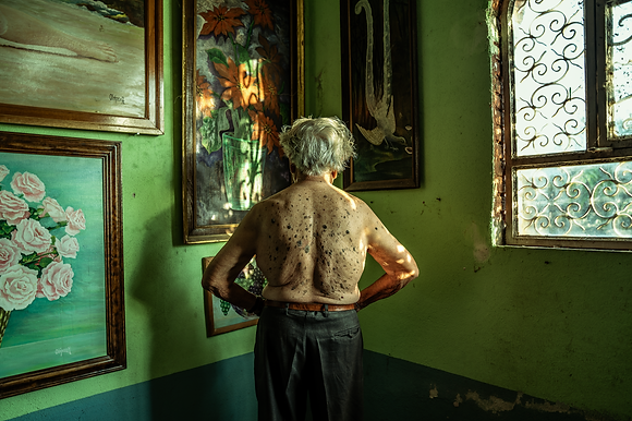 Gesner Melchor // El Duende