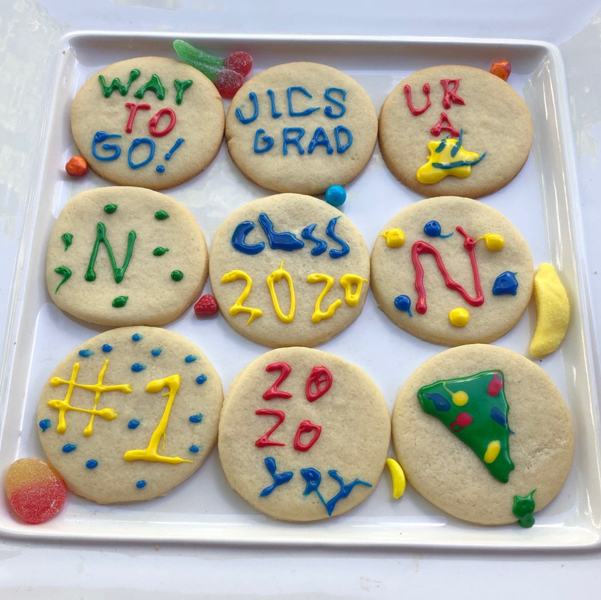 Congrats to our Grade 6 Grads!