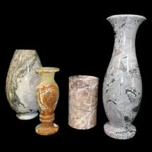 Stone Vases