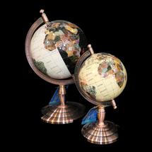 Gemstone Globes & Trinkets