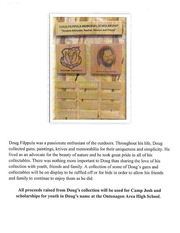 Doug Filppula Memorial