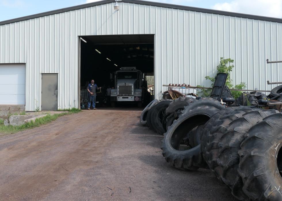 Heavy Truck Maintenance & Tires