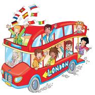 Autobus Colorazione