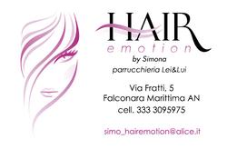 hair emotion new biglietto