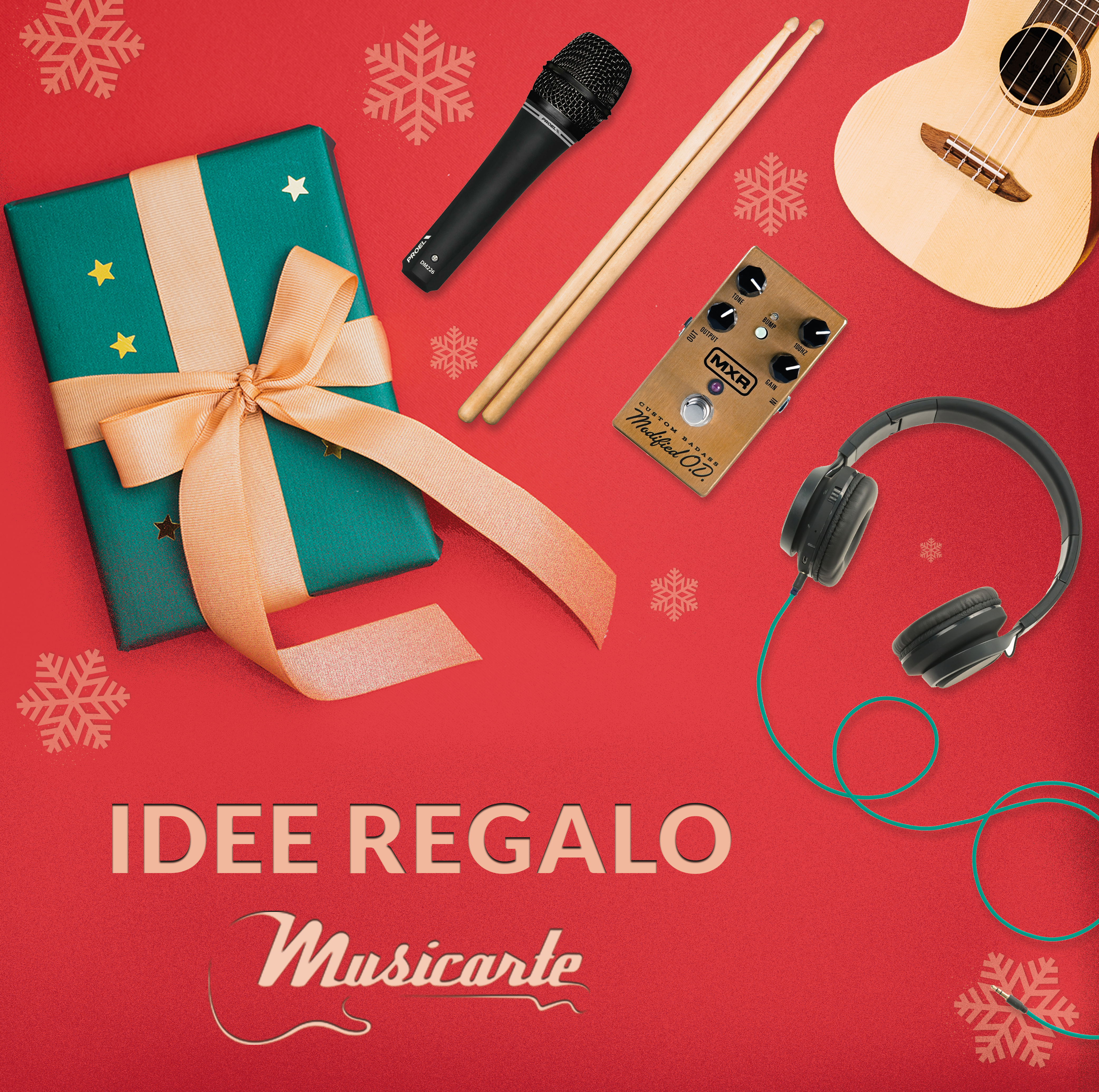 idee regalo musicarte