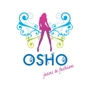 Logo Osho Jeans