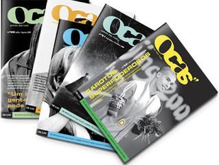 Parceria Revista OCAS e Trecho 2.8