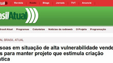 Ouça programa sobre o Trecho na Rádio Brasil Atual