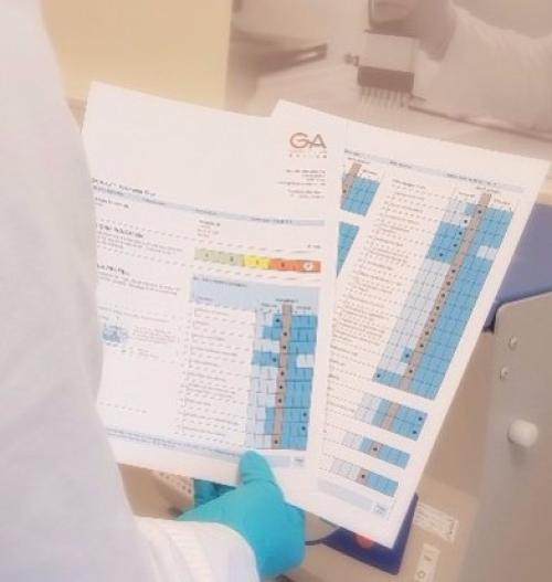 analysis of gut microbiota