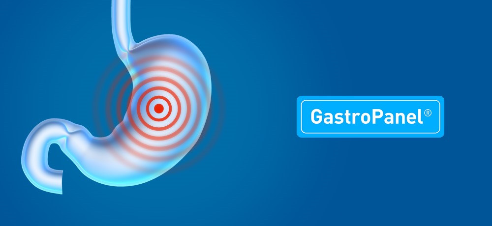 GastroPanel test for stomach health