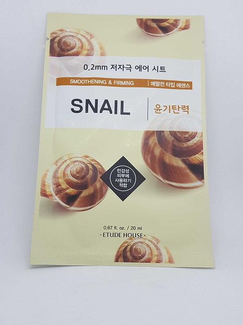 Etude House 0.2 Air Mask Snail