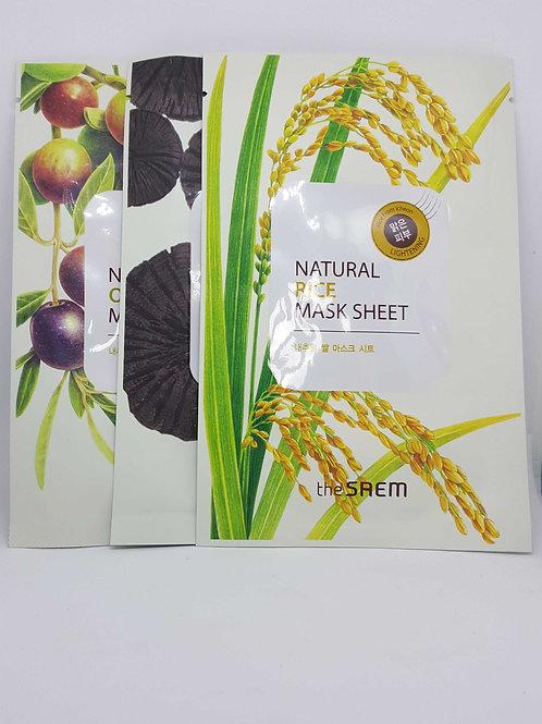 The Saem Natural Mask Sheet -