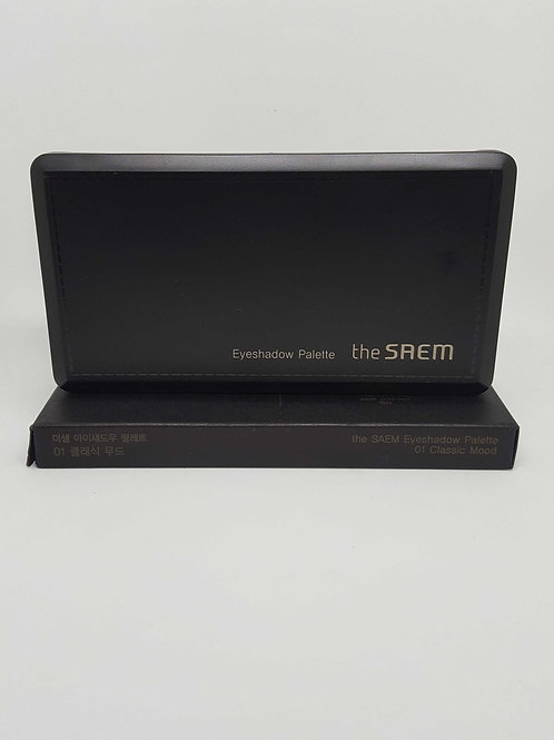The Saem Eye shadow Pallete - closed view