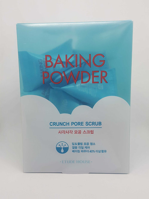 Etude House Baking Powder Crunch Pore Scrub - Front view