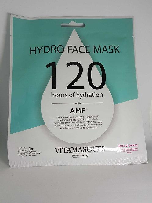 Hydrogel face mask - Rose of Jericho