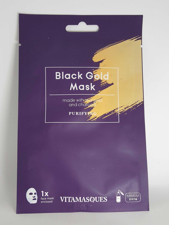 Gold Collection Vegan Friendly Masks