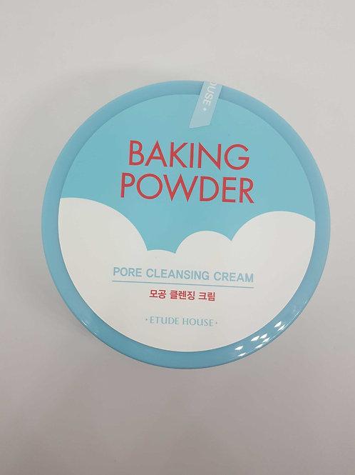 Etude House Baking Powder Cleansing Cream - Top View