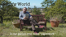 john in garden with some paperworksmall.
