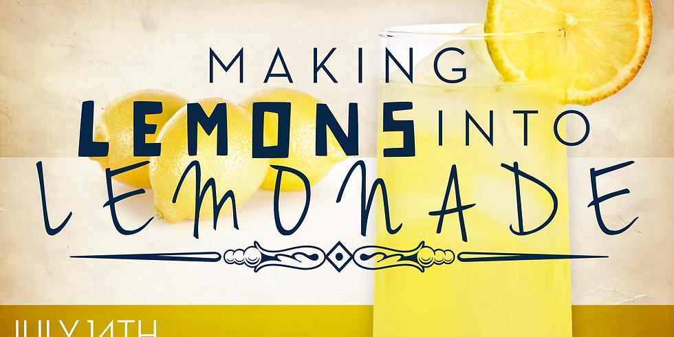 Women's Conference - Making Lemons Into Lemonade