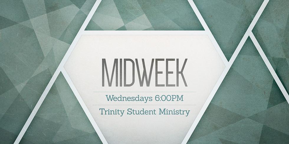 Trinity Students Midweek