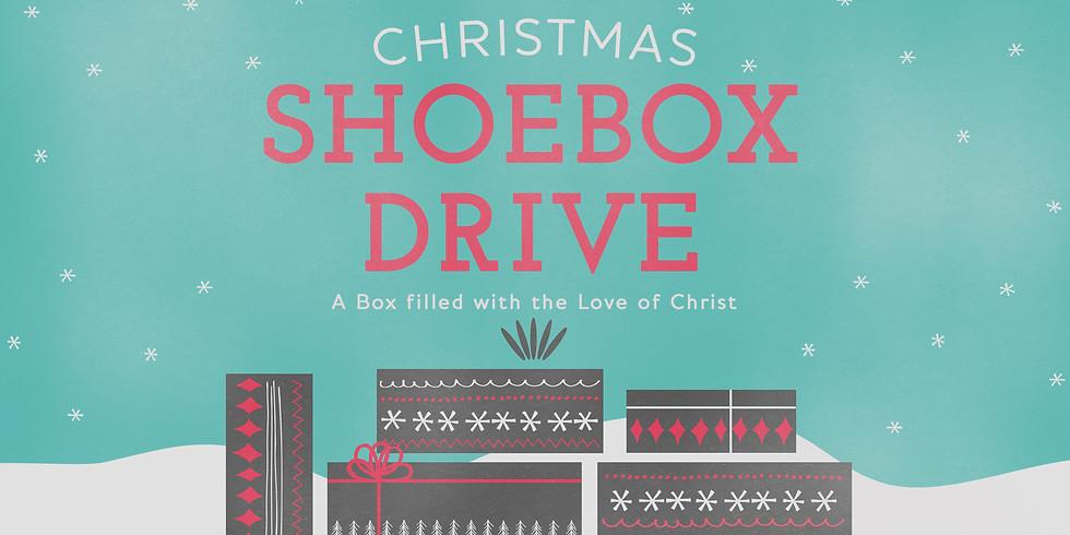 Christmas Shoebox Drive