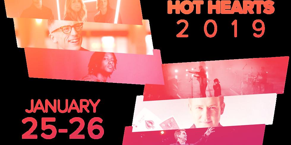 Hot Hearts 2019