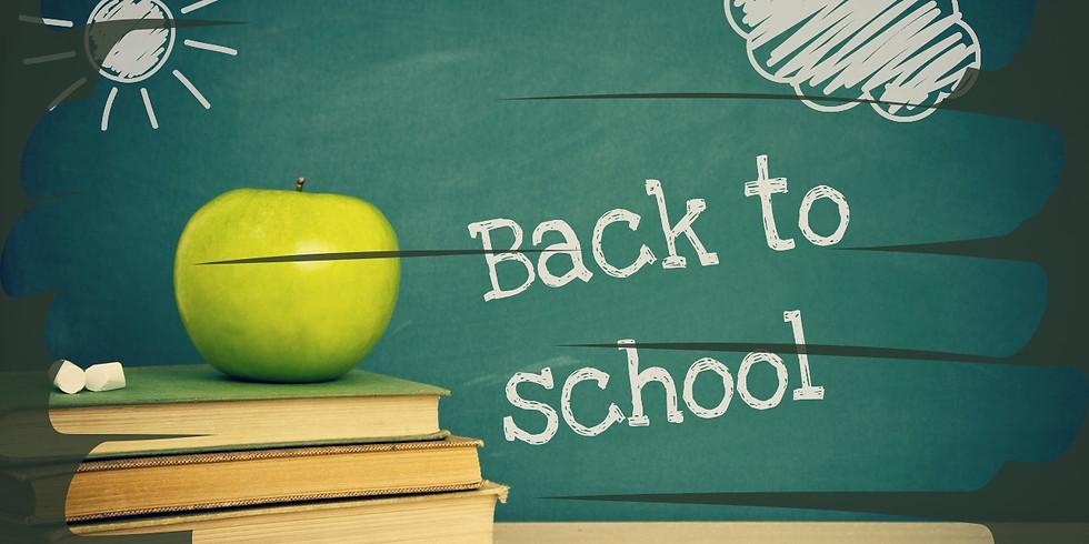 Back to School Orange County