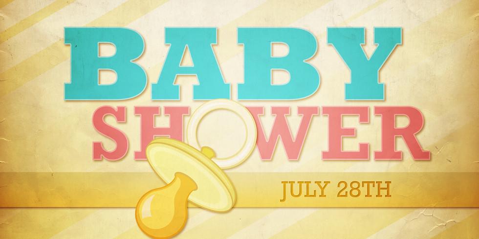 Amy Chandler Baby Shower