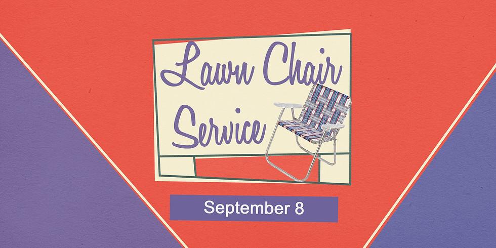 Lawn Chair Service