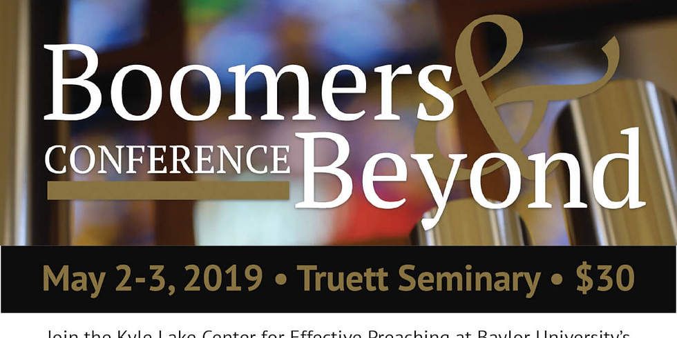 Boomers & Beyond Conference