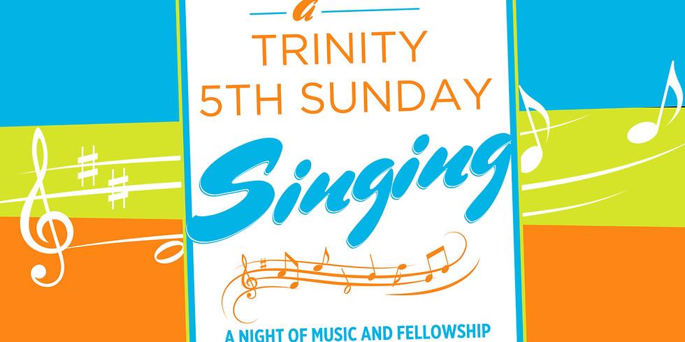 Trinity 5th Sunday Singing