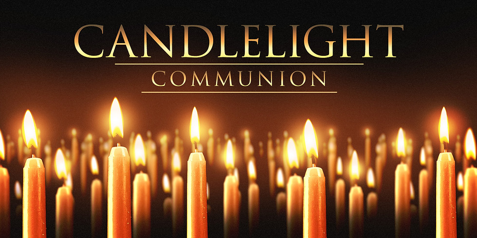 Candlelight Communion Service