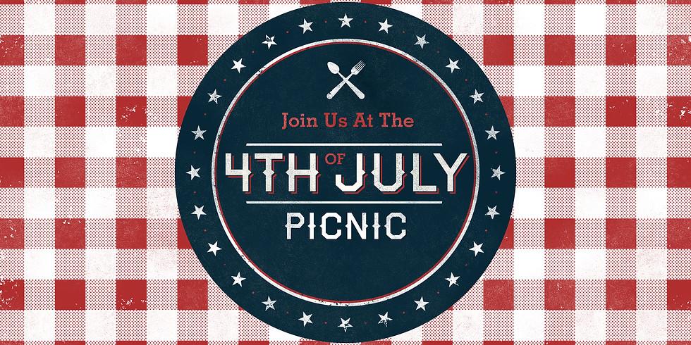 4th of July Church Picnic