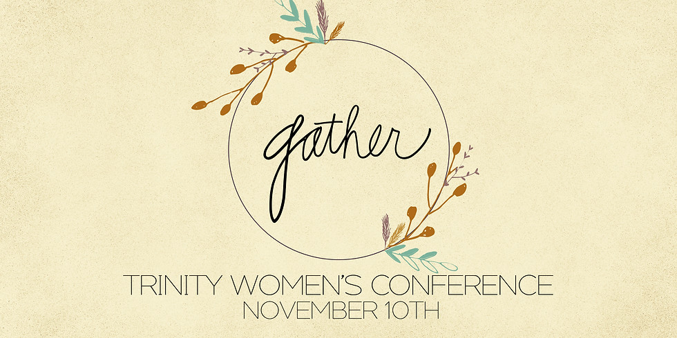 Fall Women's Conference