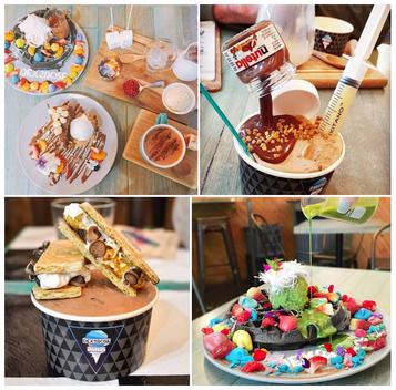 [멜번 여행] 아이스크림 먹으러 가자!  덱스투로즈, DEX2ROSE
