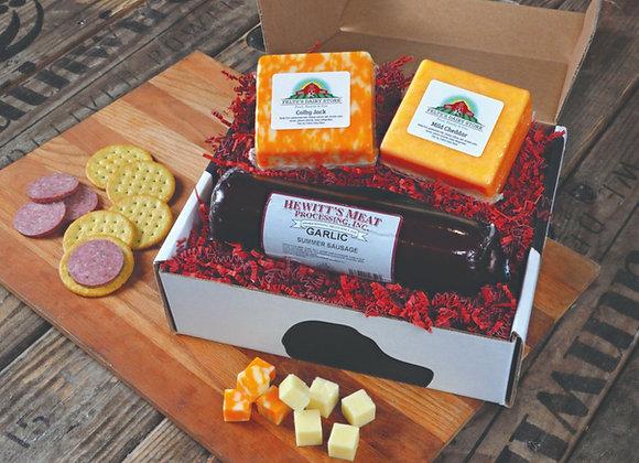 """""""Wisconsin Sampler"""" Gift Box"""