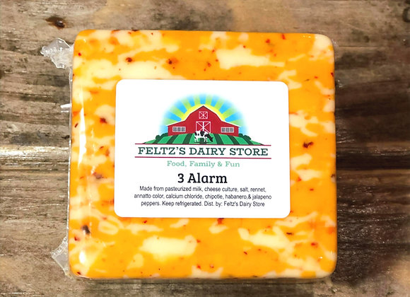 3 Alarm Cheese