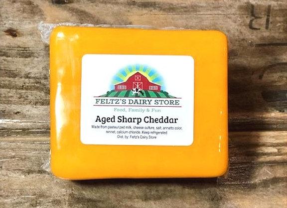 2yr Aged Sharp Cheddar Cheese