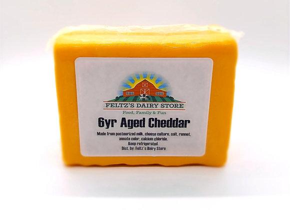 6yr Aged Sharp Cheddar Cheese