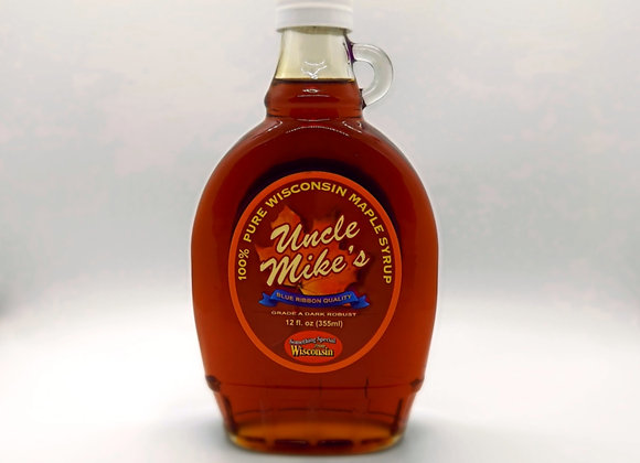 12oz Uncle Mike's Maple Syrup