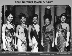 1973Narcissus-SandraChun