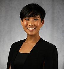 Jill Fukumoto, President of Young Professionals