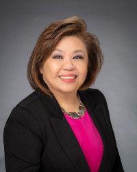 1st VP Angeline Shiroma