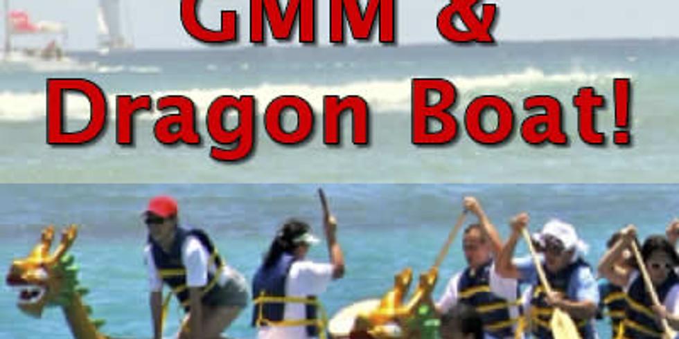 Membership Meeting & Dragon Boat